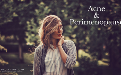 """Acne & Perimenopause – How to combat pimples during """"the change of life"""""""