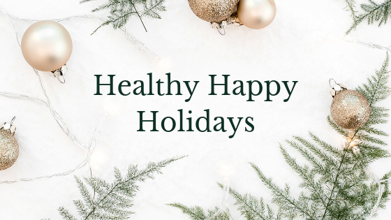 How to keep your skin healthy over the holidays