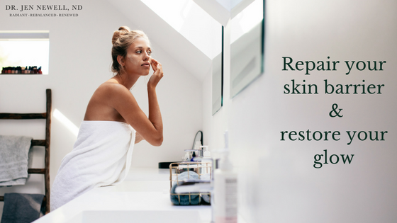 How to Repair Your Skin Barrier and Restore Your Healthy Glow