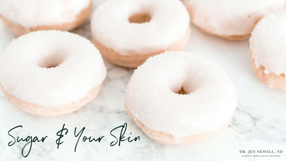How Sugar Affects Your Skin