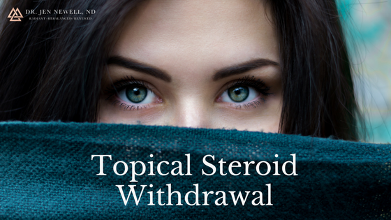 Natural Solutions for Topical Steroid Withdrawal